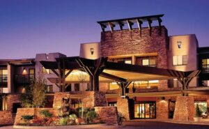 2018- Hilton Sedona Resort at Bell Rock